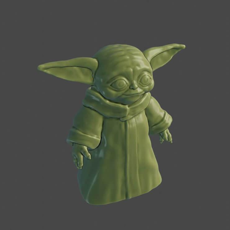 Baby Yoda (1)