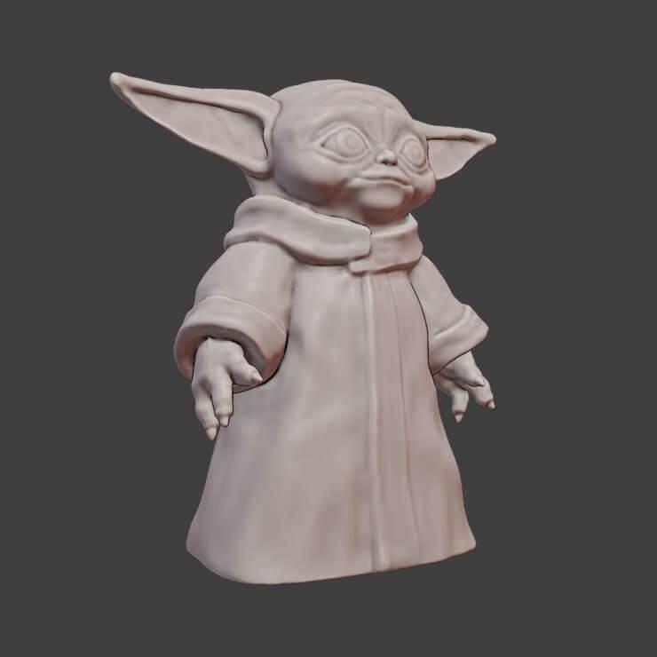 Baby Yoda (4)