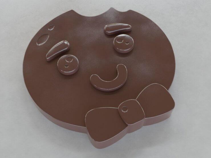 Chocolate Figures - Ginger-Man