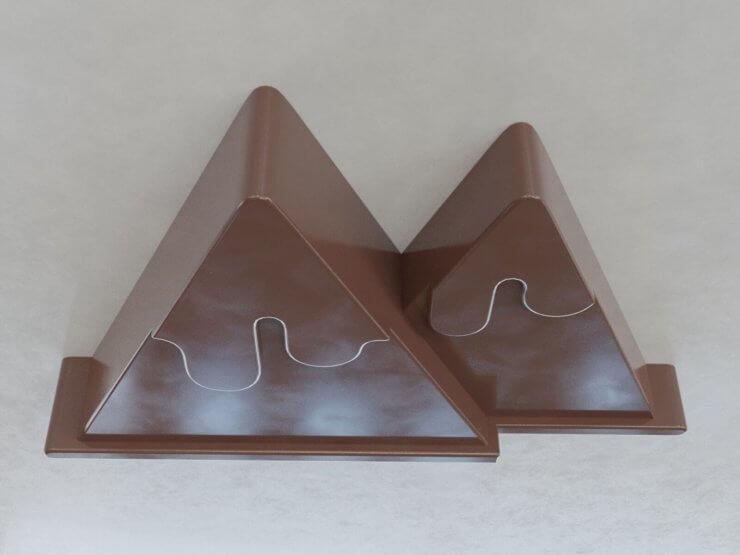 Chocolate Figures - Mountains v2