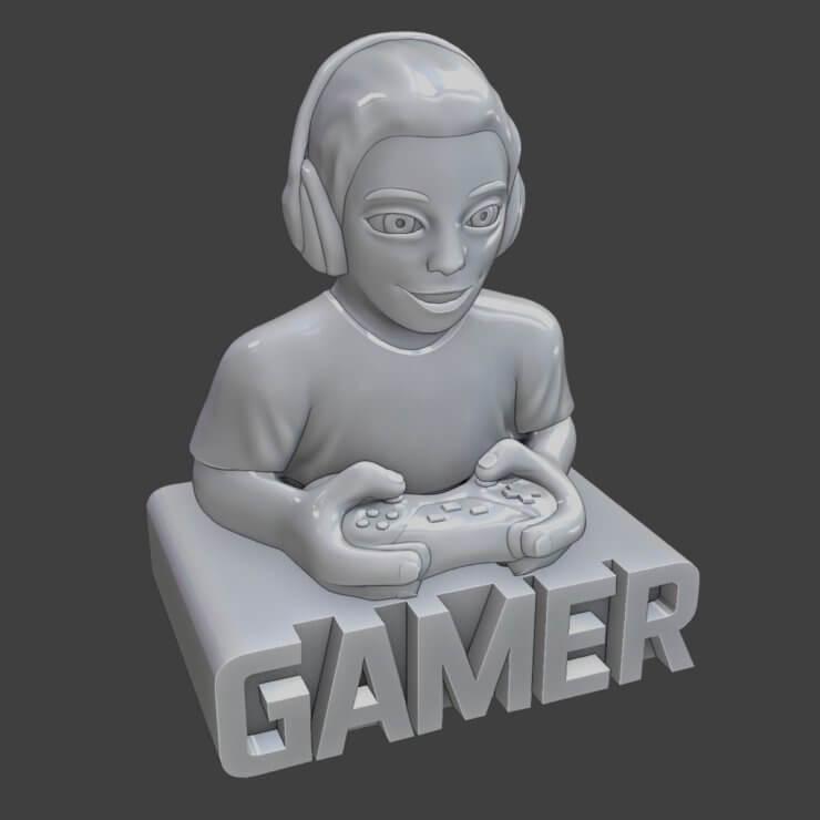 Gamer 01