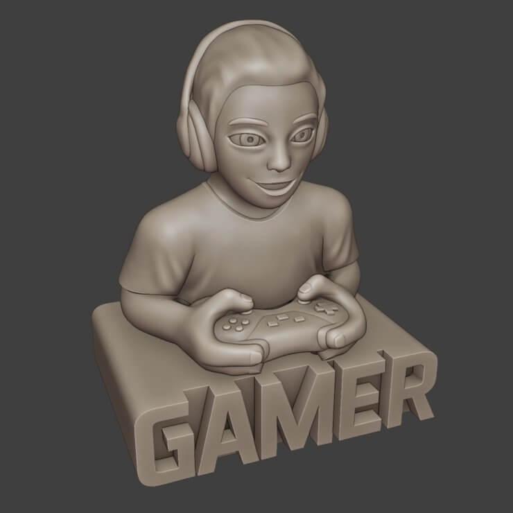 Gamer 02