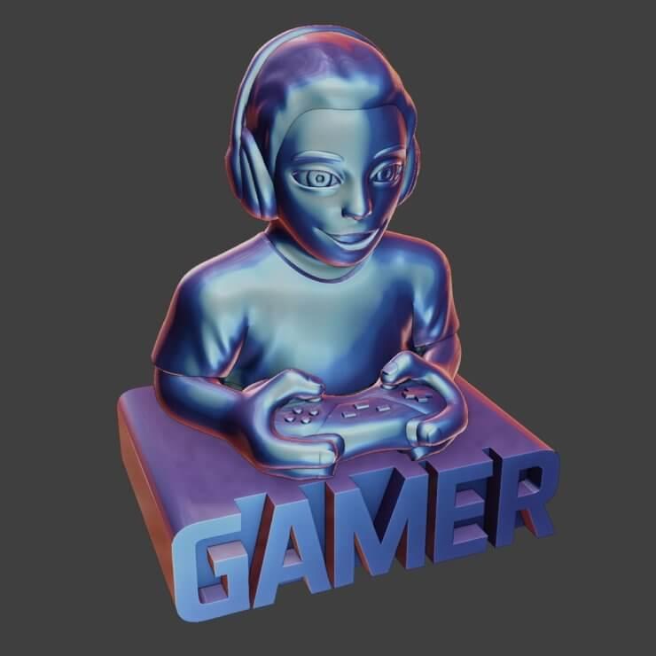 Gamer 04