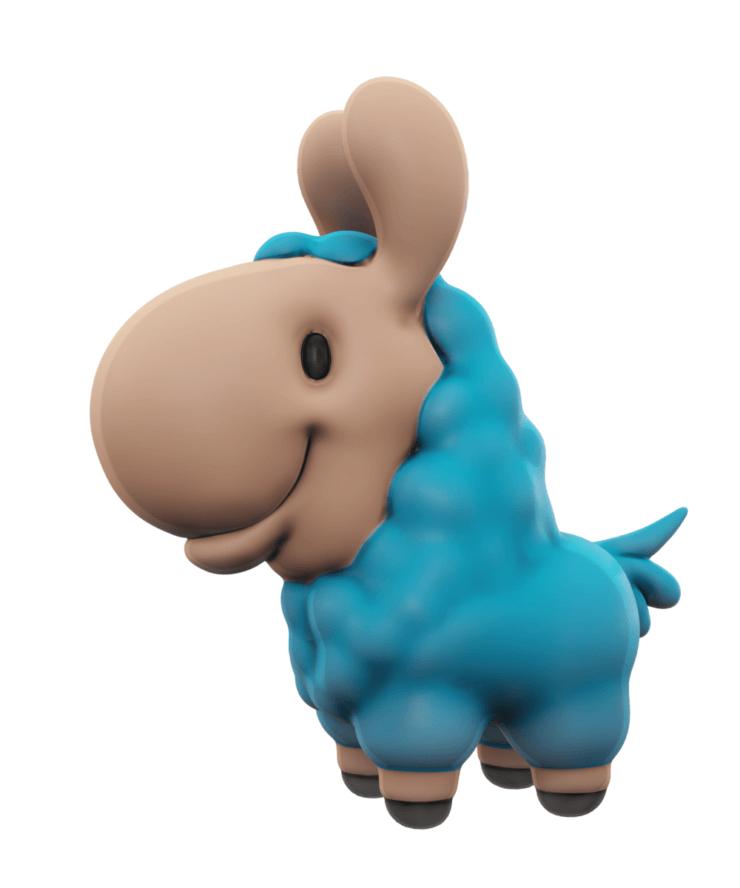 Loffy Llama