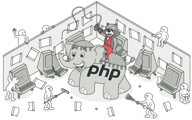 Refactoring programming languages - PHP