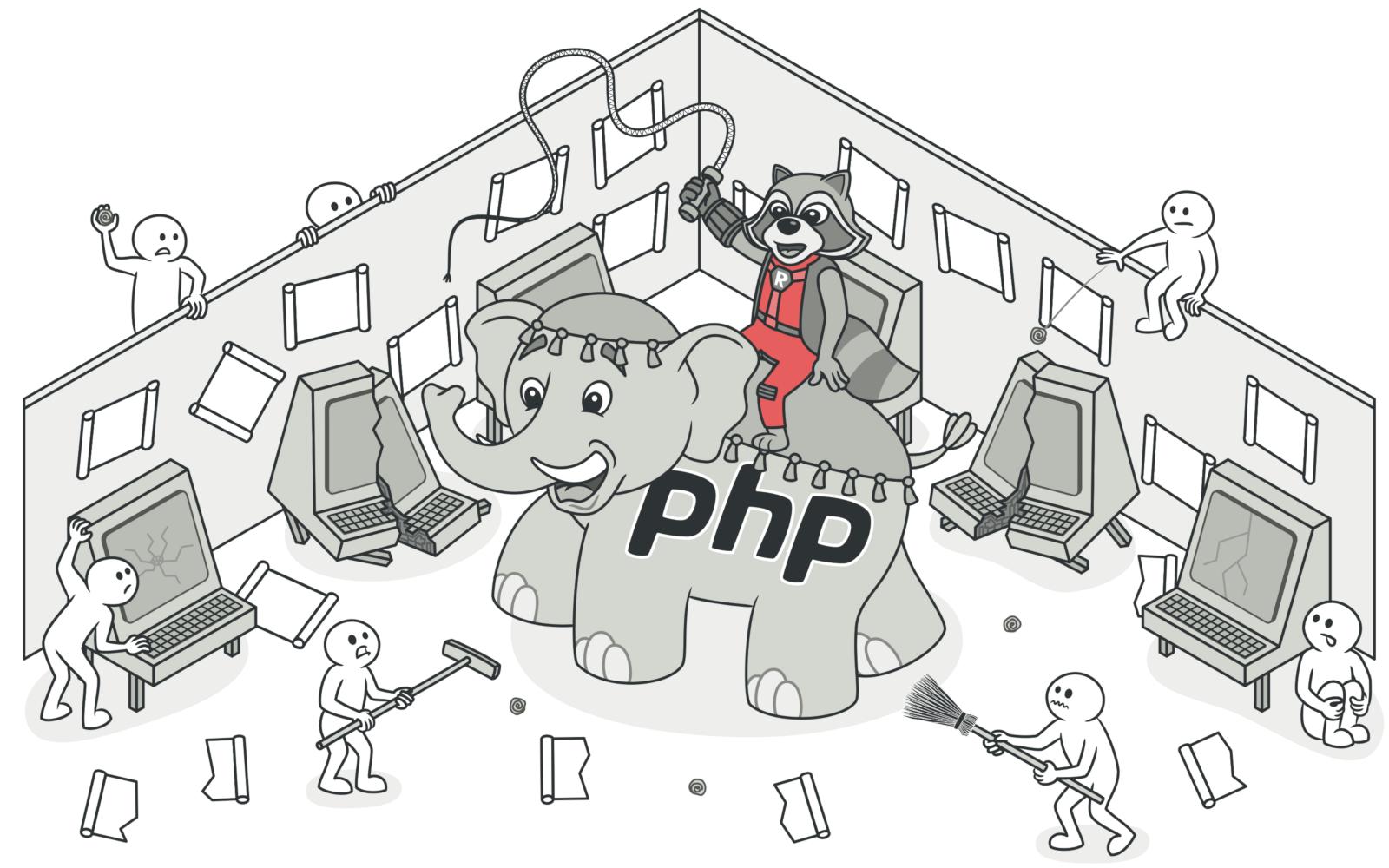 Refactoring programming languages - PHP
