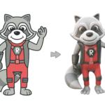 Refactoring Raccoon 3D