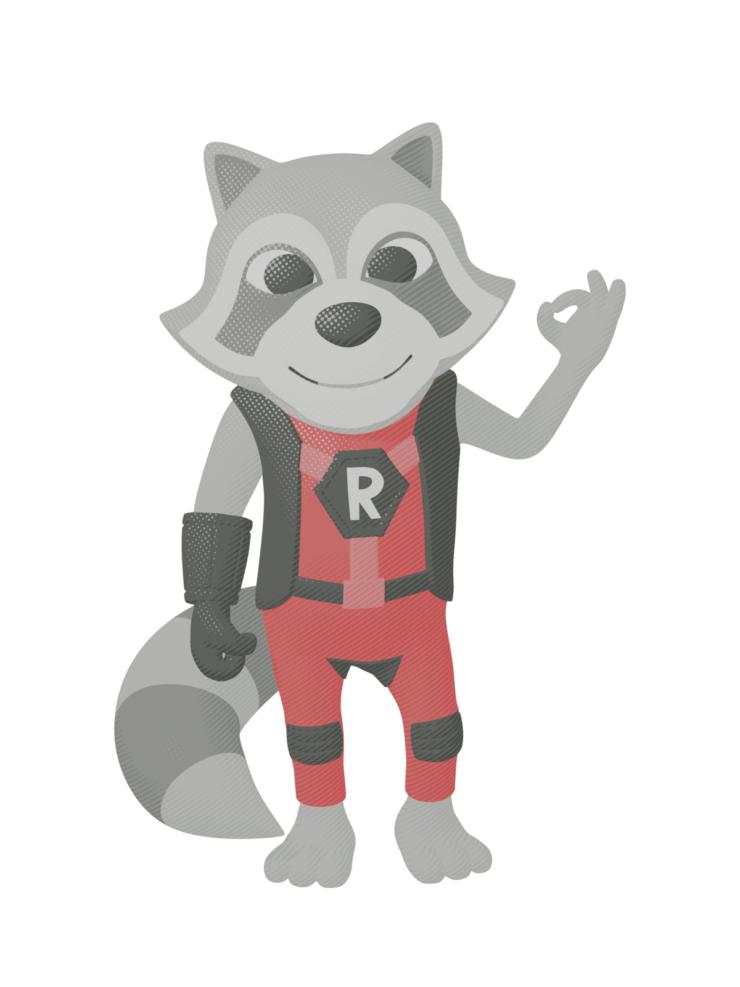 Refactoring Raccoon 3D OK - NPR Shaderverse