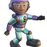 Skyworker Astronaut