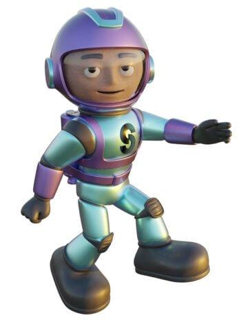 Skyworker Astronaut 1-01