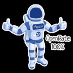 sticker-astronaut-12-open-rate-100
