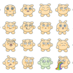Blabby Blob - Animated Stickers