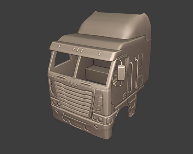 Truck Cab (2)