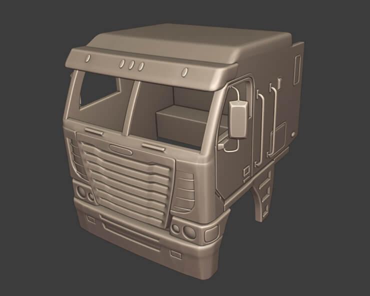 Truck Cab (3)