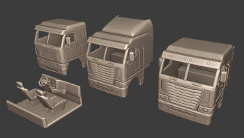 Truck Cabs